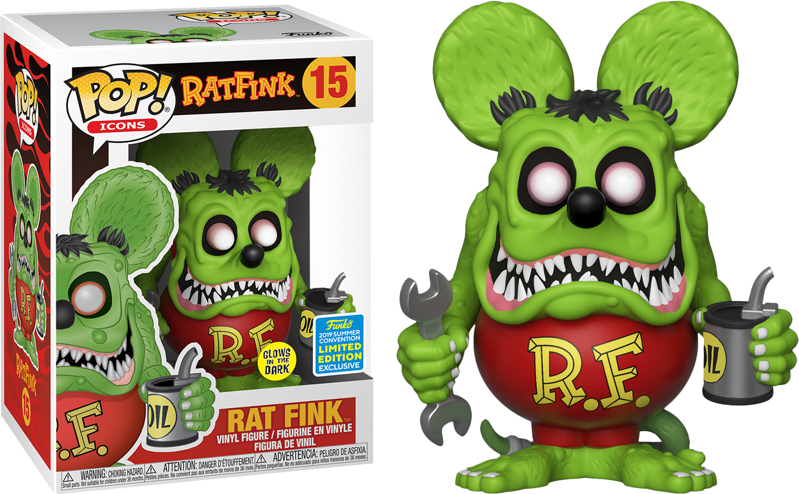 Rat Fink (Funko Pop)